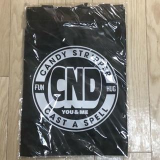 キャンディーストリッパー(Candy Stripper)のCANDY STRIPPER/カバン(ナイロントート)/新品未使用(ショルダーバッグ)