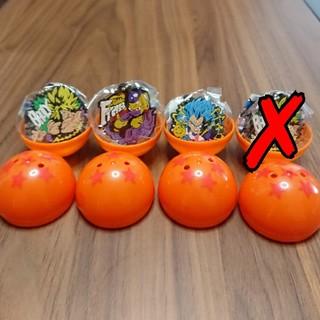 ドラゴンボール(ドラゴンボール)のくら寿司×ドラゴンボール超ブロリー ラバーマスコット びっくらぽん(キャラクターグッズ)