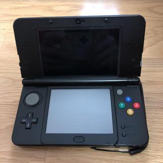 ニンテンドー3DS(ニンテンドー3DS)のNEW 3DS 完動品 着せ替えカバー付き(携帯用ゲーム本体)