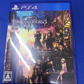 プレイステーション4(PlayStation4)のキングダムハーツ3 美品 即日ご発送(家庭用ゲームソフト)