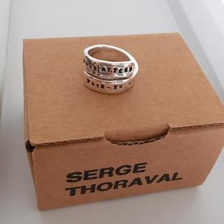 アッシュペーフランス(H.P.FRANCE)のSERGE THORAVAL 幸せの手錠 リング(リング(指輪))