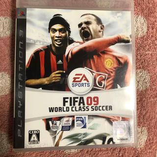 プレイステーション3(PlayStation3)のFIFA09 WORLD CLASS SOCCER(家庭用ゲームソフト)
