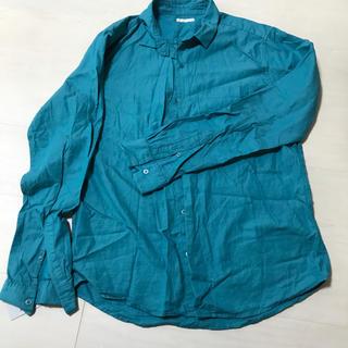 ジーユー(GU)のGU(Tシャツ/カットソー(七分/長袖))