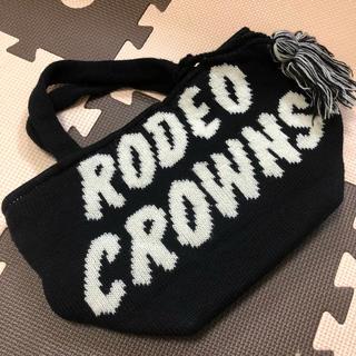 ロデオクラウンズワイドボウル(RODEO CROWNS WIDE BOWL)の【土日SALE❤️】ロデオクラウンズ★バッグ(ハンドバッグ)