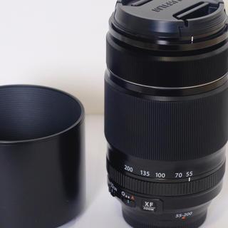 富士フイルム - 新品同様!保証残7ヵ月FUJIFILM XF55-200mmF3.5-4.8R
