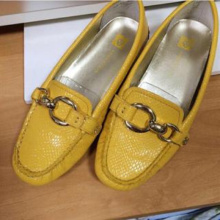 アンクライン(ANNE KLEIN)のアンクライン 新品ドライビングシューズ(ローファー/革靴)