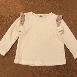 アカチャンホンポ(アカチャンホンポ)の肩フリル トップス 95(Tシャツ/カットソー)
