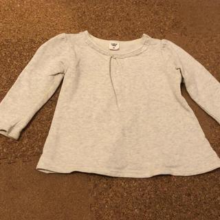 アカチャンホンポ(アカチャンホンポ)の首元フリル トップス 95(Tシャツ/カットソー)