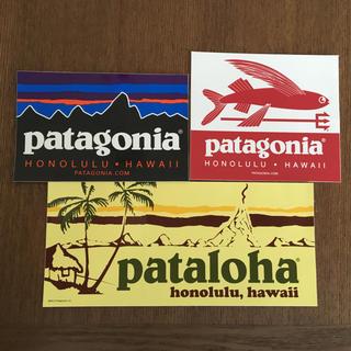 パタゴニア(patagonia)のPatagonia ステッカー(ステッカー)