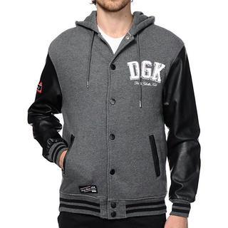 ディージーケー(DGK)のDGK All American Nightmera jacket (パーカー)