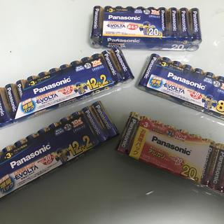 パナソニック(Panasonic)の単三電池78本(その他 )