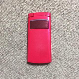 フジツウ(富士通)のbe様専  au  ガラケー 2台 (携帯電話本体)