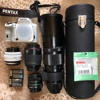 PENTAX - PENTAX K-S2 + 単焦点レンズ2点 セット