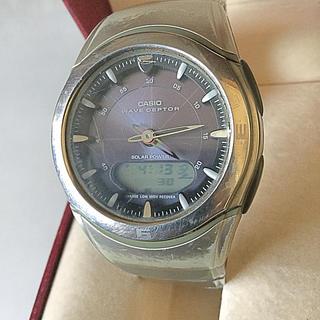 カシオ(CASIO)のデジアナ CASIO WAVE CEPTOR(腕時計(アナログ))
