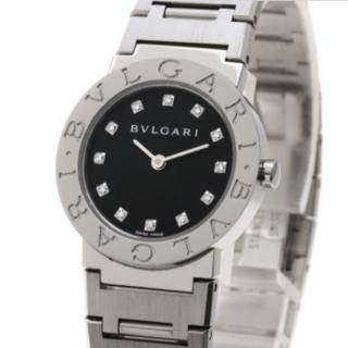 ブルガリ(BVLGARI)のBVLGARI ブルガリ BB26SS/12 ブルガリブルガリ 腕時計中古(腕時計(アナログ))