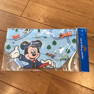 ディズニー(Disney)の新品未開封♡TDR限定ミッキーお弁当箱入れ(弁当用品)