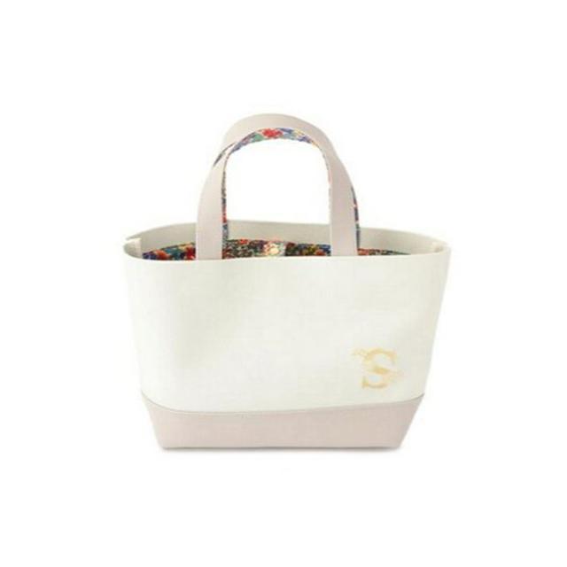 トート バッグ ティー アフタヌーン 【ティールーム限定】「ニューイヤーズバッグ」3種を数量限定で販売