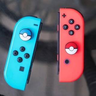 Nintendo Switch スティックキャップ モンスターボールver.(その他)