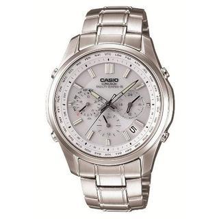 カシオ(CASIO)のCASIO 腕時計 LINEAGEタフソーラー 電波時計 MULTIBAND6(腕時計(アナログ))