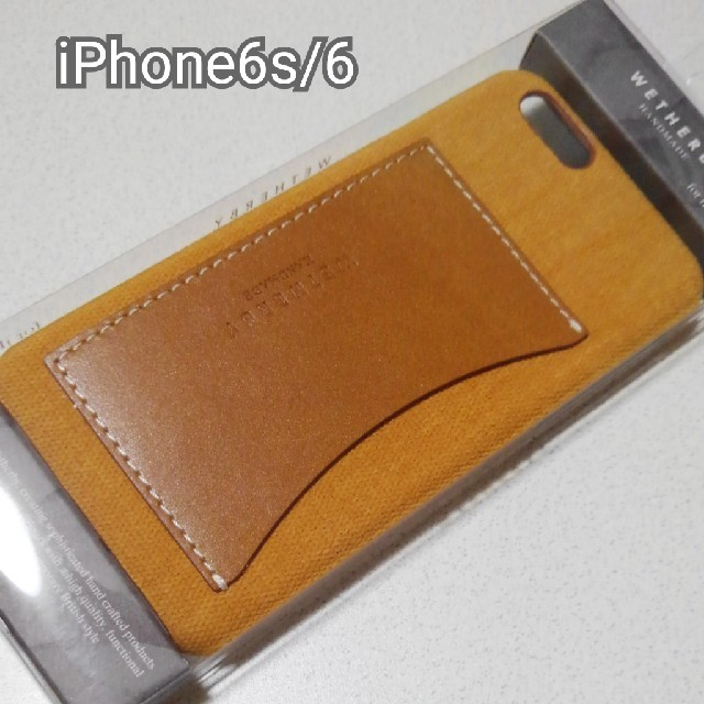 キャンバス生地★本革 iPhone6s iPhone6 ケース カバー の通販 by ASUKA's shop|ラクマ