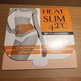 ヒートスリム 42℃(エクササイズ用品)