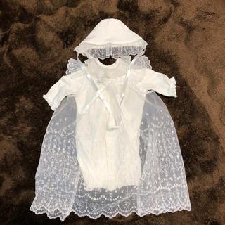 ニシマツヤ(西松屋)のベビードレス(お宮参り用品)