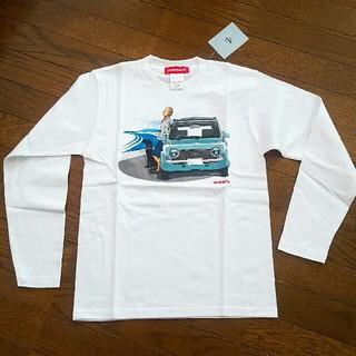 ニッサン(日産)の新品/キッズ/NISSAN/PAO/パオ/ロンT/サイズ150(Tシャツ(長袖/七分))