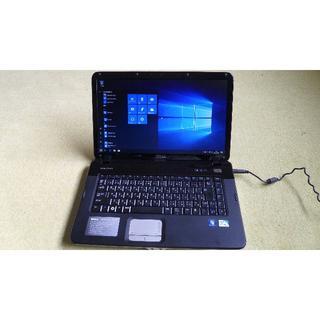 デル(DELL)のDell ノートパソコン15.4inc windows10 (ノートPC)