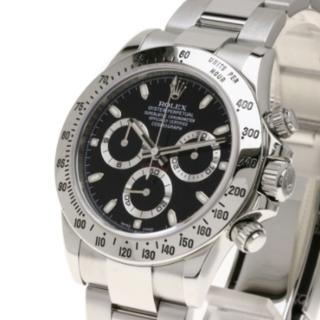ロレックス(ROLEX)のROLEX ロレックス  デイトナポリッシュバックル 腕時計中古(腕時計(アナログ))