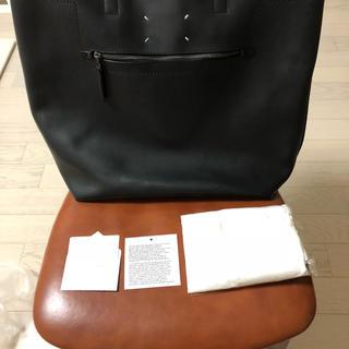 マルタンマルジェラ(Maison Martin Margiela)の新品未使用 メゾンマルジェラ レザートートバッグ(トートバッグ)