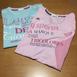 ルコックスポルティフ(le coq sportif)のTシャツ(ウェア)