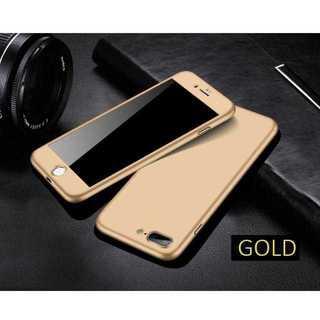 MC113 メタリックフルカバー iphone8 7 ガラスフィルム付き 金(タイツ/ストッキング)
