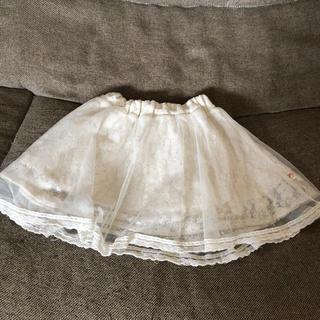 シマムラ(しまむら)のチュールスカート パニエ 110cm(スカート)
