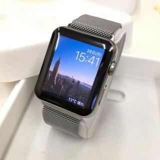 アップルウォッチ(Apple Watch)のApple Watch Stainless Steel (その他)