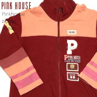 ピンクハウス(PINK HOUSE)の#4260 Pinkhouse ピンクハウス スウェット トレーナー(トレーナー/スウェット)
