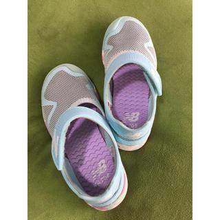 ニューバランス(New Balance)の子供靴 NB  18cm(スニーカー)
