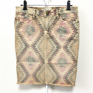 カレントエリオット(Current Elliott)のカレントエリオット スカート 25(ひざ丈スカート)