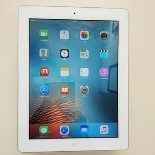 アイパッド(iPad)のiPad2 Wi-Fi + 3G 16G シルバー(タブレット)