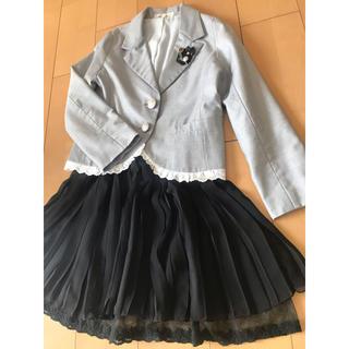 267085dc2f6a2 コムサイズム(COMME CA ISM)の150サイズ フォーマルスーツ(ドレス フォーマル)