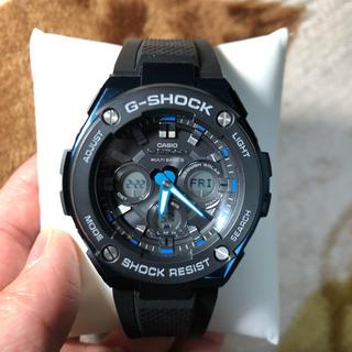 カシオ(CASIO)のカシオ  Gショック  腕時計  ソーラー式  美品(腕時計(アナログ))