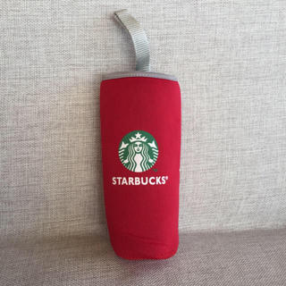 スターバックスコーヒー(Starbucks Coffee)のStarbucks☆新品ペットボトルケース(タンブラー)