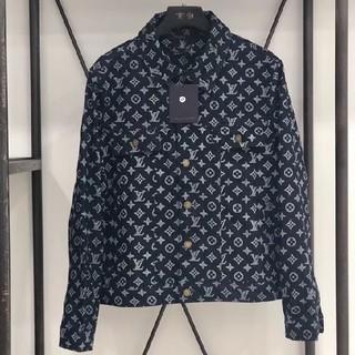 ルイヴィトン(LOUIS VUITTON)のLVワイシャツ、カジュアル衣裳、長袖。(シャツ)
