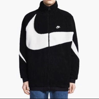 ナイキ(NIKE)のNIKE BIG SWOOSH REVERSIBLE JACKET Black(その他)