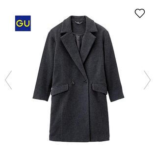ジーユー(GU)のテーラードコート(テーラードジャケット)