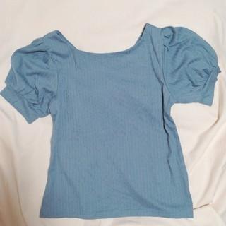 ロペピクニック(Rope' Picnic)のブルーグレー Tシャツ(Tシャツ(半袖/袖なし))