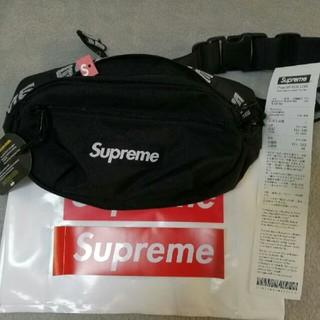 シュプリーム(Supreme)のSupreme waist bag 18ss シュプリームウエストバッグ(ウエストポーチ)