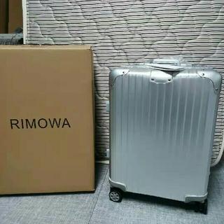 リモワ(RIMOWA)のRIMOWA スーツケース トロリーケース 32L(トラベルバッグ/スーツケース)