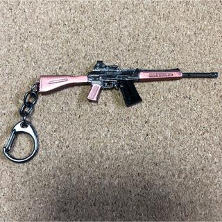 PUBG S12K アサルトライフル型 銃キーホルダー(ぬいぐるみ)