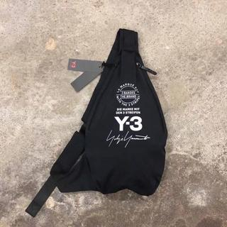ワイスリー(Y-3)の本日限定 Y-3 完売品 ボディバッグ ブラック(バッグパック/リュック)