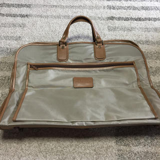 美品◎ガーメントバッグ(トラベルバッグ/スーツケース)